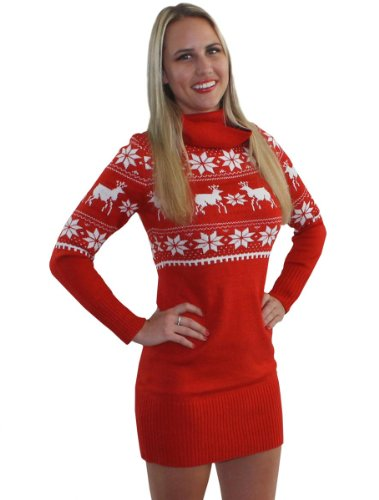 What other people are looking for. Womens Ladies Santa Costume Hat Dancing Reindeer Christmas Xmas Swing Mini Dress; Womens Ladies Elf Reindeer Santa Christmas Long Sweatshirt Tunic Jumper Dress.