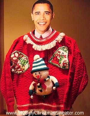 Badass Christmas Sweaters