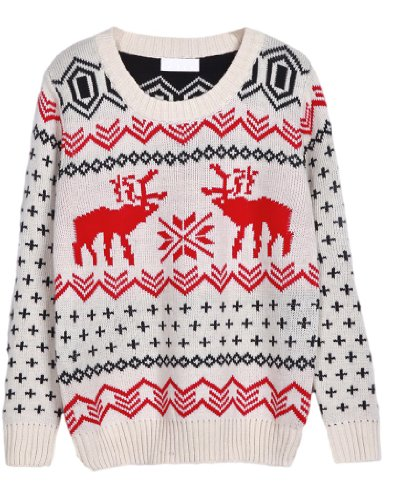 Buy the latest white christmas sweater cheap shop fashion style with free shipping, and check out our daily updated new arrival white christmas sweater at dexterminduwi.ga