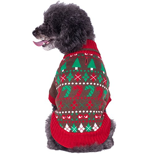 blueberry pet is so proud to announce another holiday season inspired dog sweater with growing popularity of the holiday theme and reputation among our - Ugly Christmas Dog Sweater