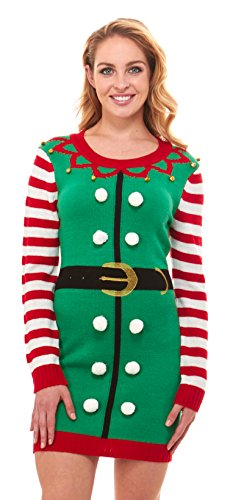 69dad422e604 For a look that is merry and bright, you cannot beat these Just One holiday  themed sweater dresses. These knit dresses provide a warm, comfortable, ...