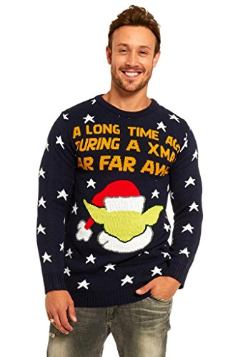 10 New Designs! Unisex Knitted Mens Womens Christmas Sweater ...