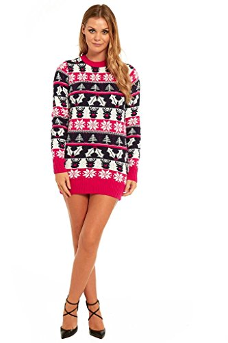 Christmas Dresses Womens.You Look Ugly Today 13 New Design Knitted Christmas Dresses