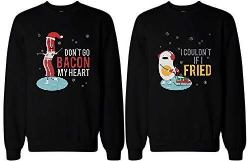 547fac411a697d If you are looking for a high quality matching sweatshirts, this is it!  Made in USA, our couples matching sweatshirts are individually printed  using a ...